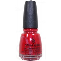 Y ' All Red-Y For This ? By China Glaze