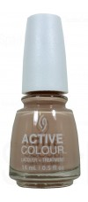 A Nude Awakening By China Glaze