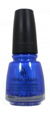 Crusshin' On Blue By China Glaze