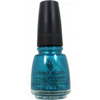 Don't Teal My Vibe By China Glaze