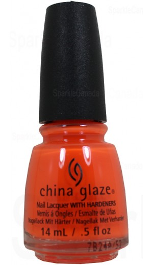 1516 Sultry Solstice By China Glaze