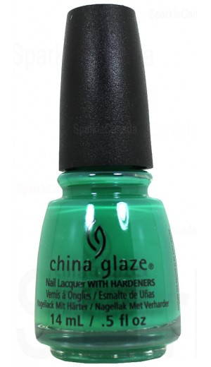 1522 Emerald Bae By China Glaze