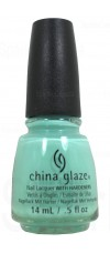 All Glammed Up By China Glaze