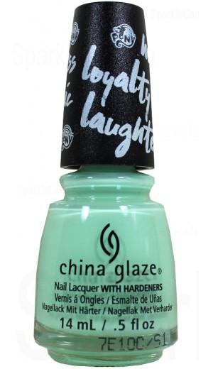1528 Cute Mark The Spot By China Glaze