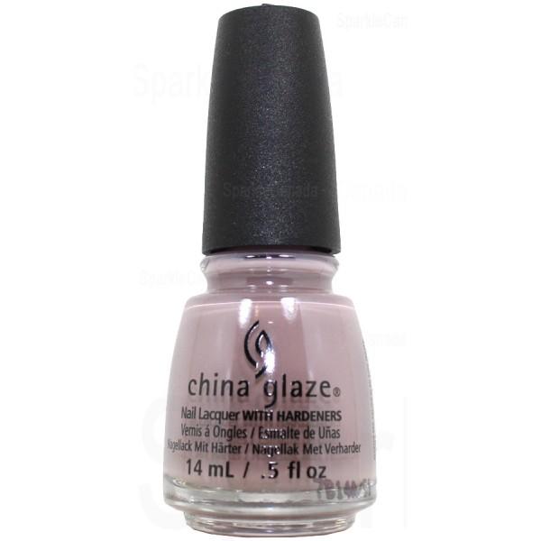 Purple Taupe Nail Polish: China Glaze, Head To Taupe By China Glaze, 1547