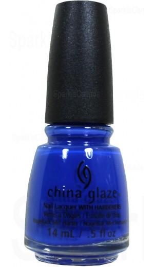 1563 Born To Blue By China Glaze