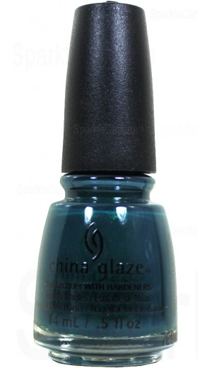 1564 Baroque Jungle By China Glaze