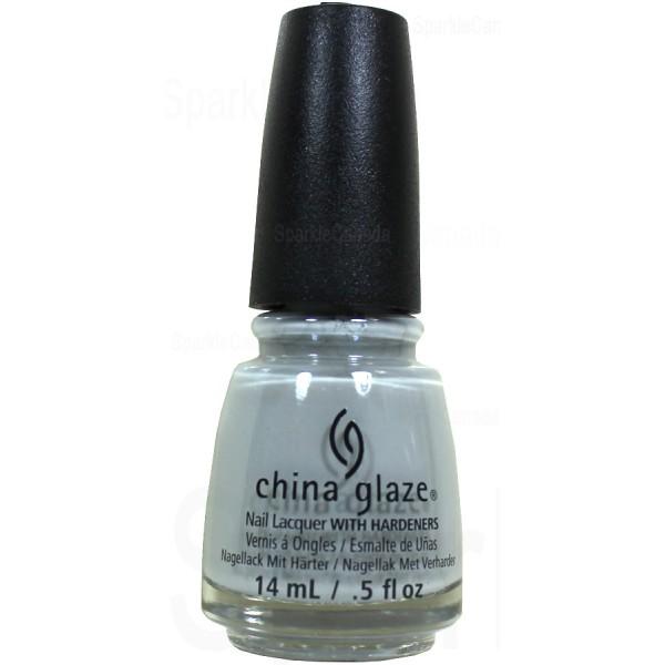China Glaze Grey Nail Polish: China Glaze, Street Style Princess By China Glaze, 1567