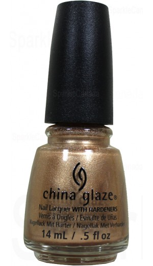 1569 Truth is Gold By China Glaze