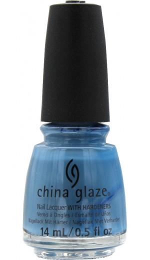 1629 Sample Sizing Me Up By China Glaze