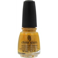 Mustard The Courage By China Glaze