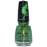 GrinchWorthy By China Glaze