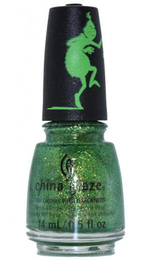 1639 GrinchWorthy By China Glaze