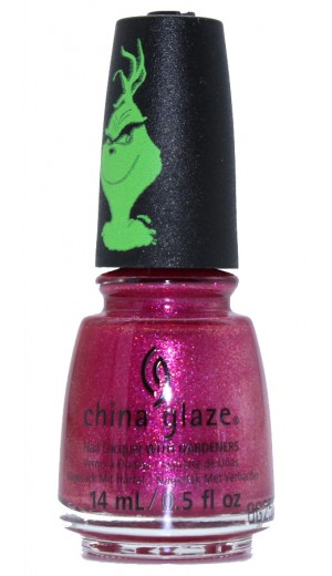 1642 Who Wonder By China Glaze