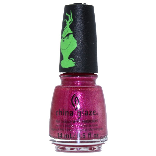 Anti Nail Biting Polish: China Glaze, Who Wonder By China Glaze, 1642