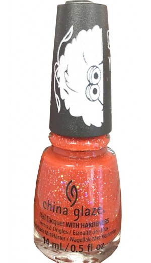 1667 Living In The Elmo-ment By China Glaze