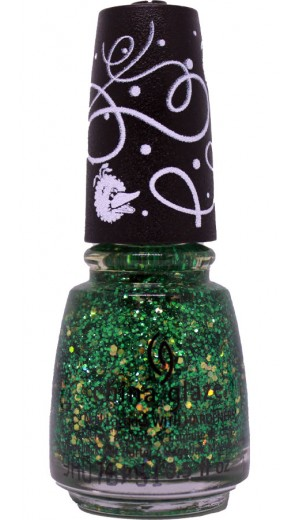 1700 A Grouchy New Year By China Glaze