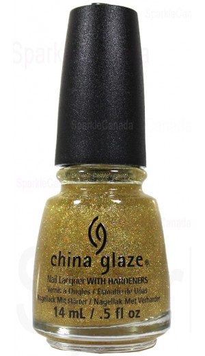 552 Golden Enchantment By China Glaze