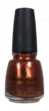 In Awe Of Amber By China Glaze
