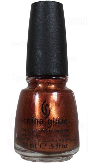 589 In Awe Of Amber By China Glaze