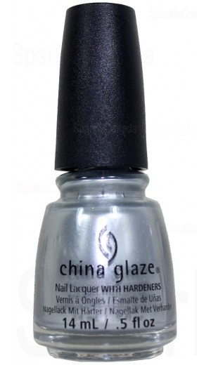627 Platinium Silver By China Glaze