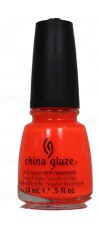Orange Knockout By China Glaze