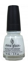 Snow By China Glaze