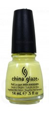 Lemon Fizz By China Glaze