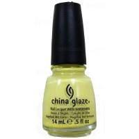 Lemon Fizz By China Glaze