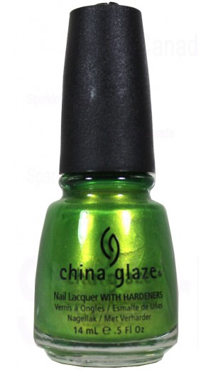 964 Cha Cha Cha By China Glaze