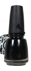 Black Mesh By China Glaze