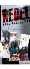 China Glaze 2016 Rebel Fall Collection