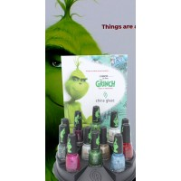 China Glaze 2018 The Grinch Collection