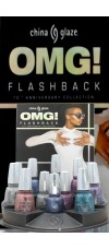 China Glaze 2018 FlashBack Collection