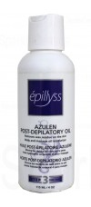 115ml Azulen Post-Depilatory Oil By Epillyss