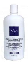 500ml Azulen Post-Depilatory Oil By Epillyss