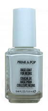 Prime and Pop Base Coat By Essie