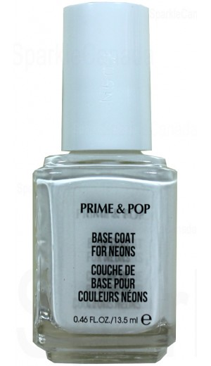1034 Prime and Pop Base Coat By Essie