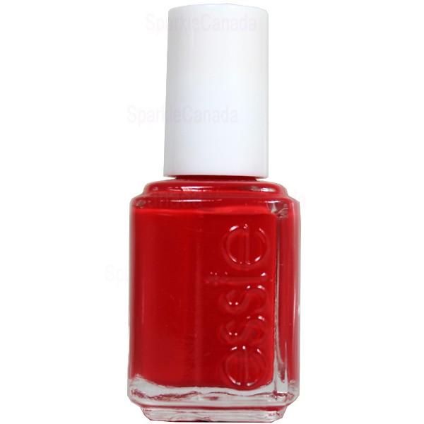 Essie, Red Nouveau By Essie, 708 | Sparkle Canada - One Nail Polish ...