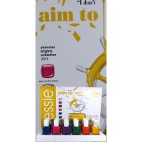 Essie 2016 Aim To Misbehave Shimmer Bright Collection