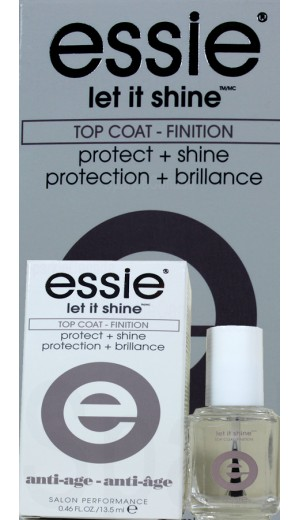 2-2423 Let It Shine - Top Coat Finition By Essie