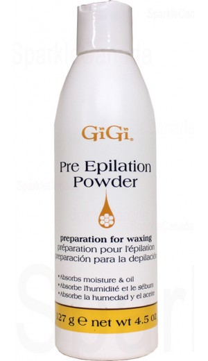25-356 127 Pre Epilation Power By GiGi