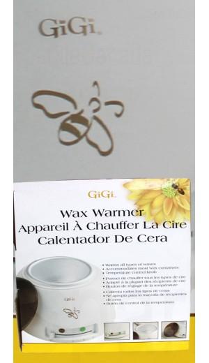 25-1978 Single Wax Warmer By GiGi