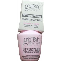 Soak Off Gel Structure -Translucent Pink By Harmony Gelish