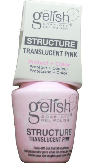 1140004 Soak Off Gel Structure -Translucent Pink By Harmony Gelish
