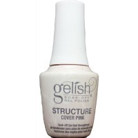 Soak Off Gel Structure - Cover Pink By Harmony Gelish