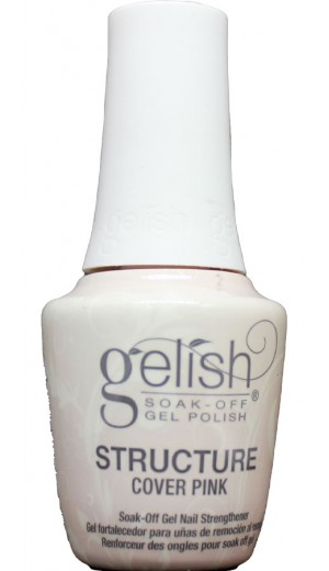 1140005 Soak Off Gel Structure - Cover Pink By Harmony Gelish