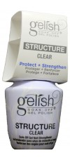 Soak Off Gel Structure - Clear By Harmony Gelish