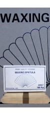 100 Adult Pcs Waxing Spatula