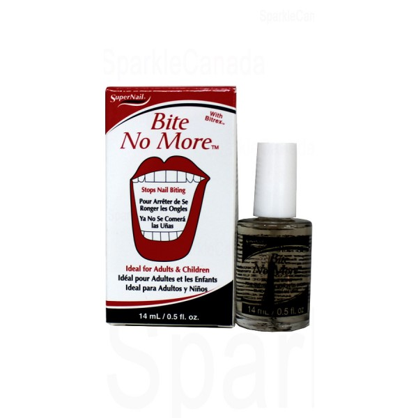 Anti Nail Biting Polish: Others / No Brand, Bite No More By SuperNails, 20-690